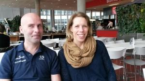 Martin Söderberg och Anna Johansson